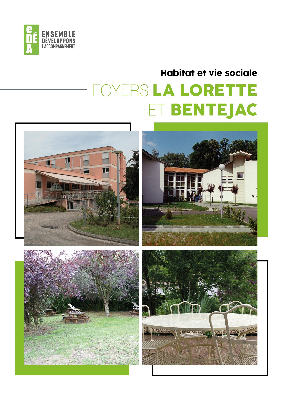 Brochure de présentation BENTEJAC et LA LORETTE