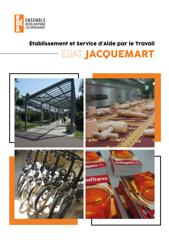 Brochure de présentation JACQUEMART