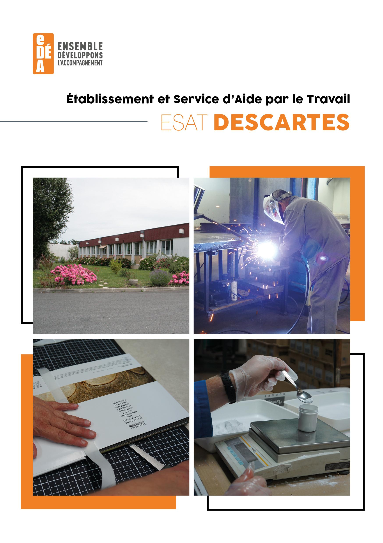 Brochure de présentation DESCARTES