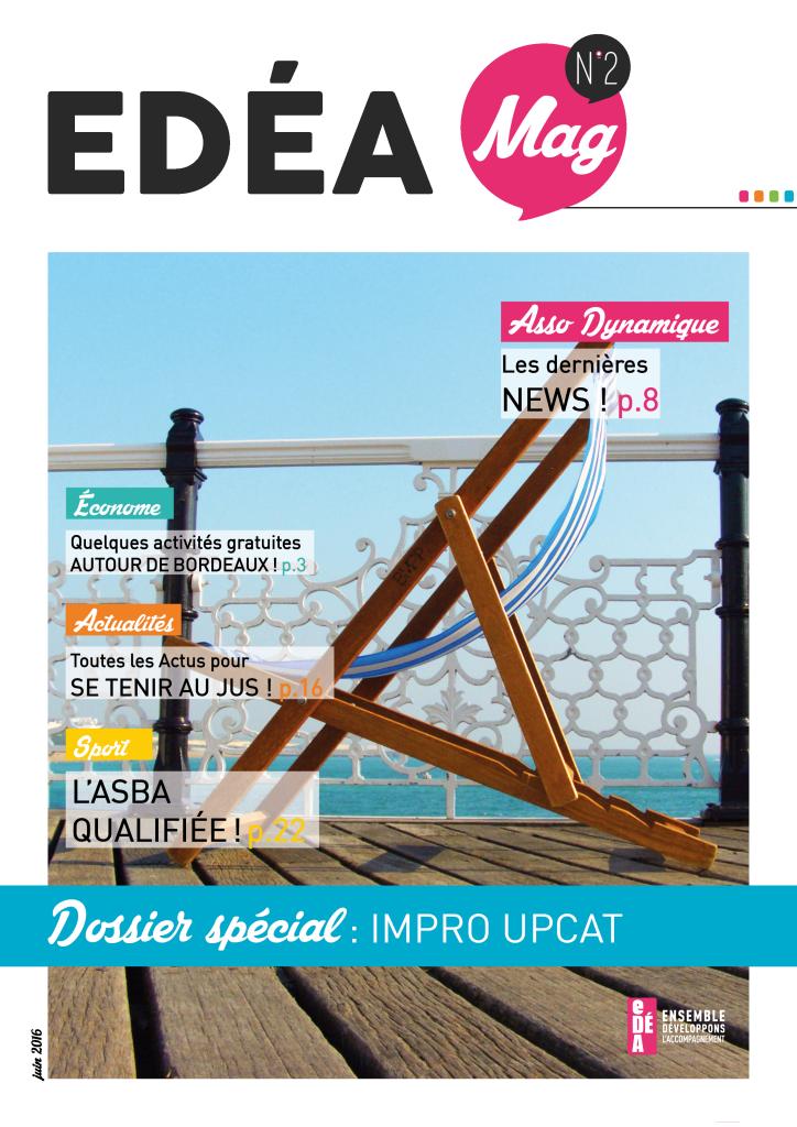 EDÉA Mag n°2