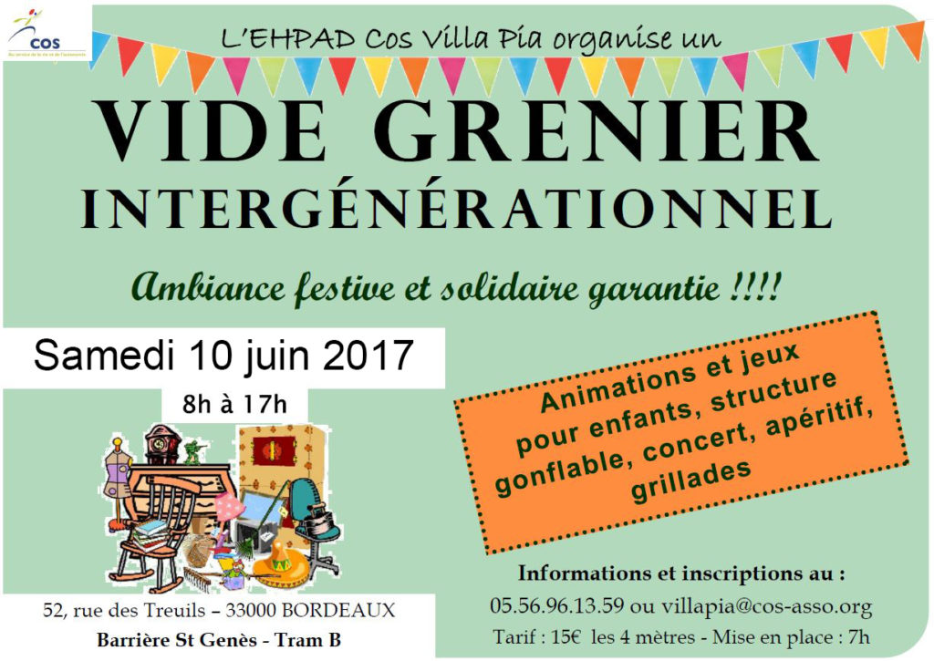 Vide Grenier 2017
