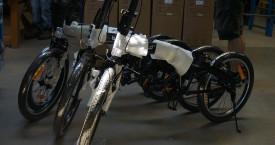 Conditionnement et fabrication de vélos