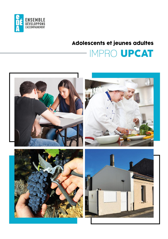 Brochure de présentation UPCAT