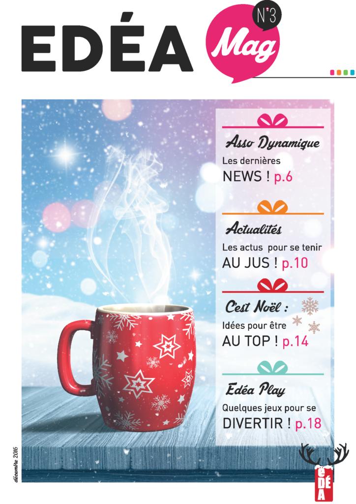 Page de couverture EDÉA Mag