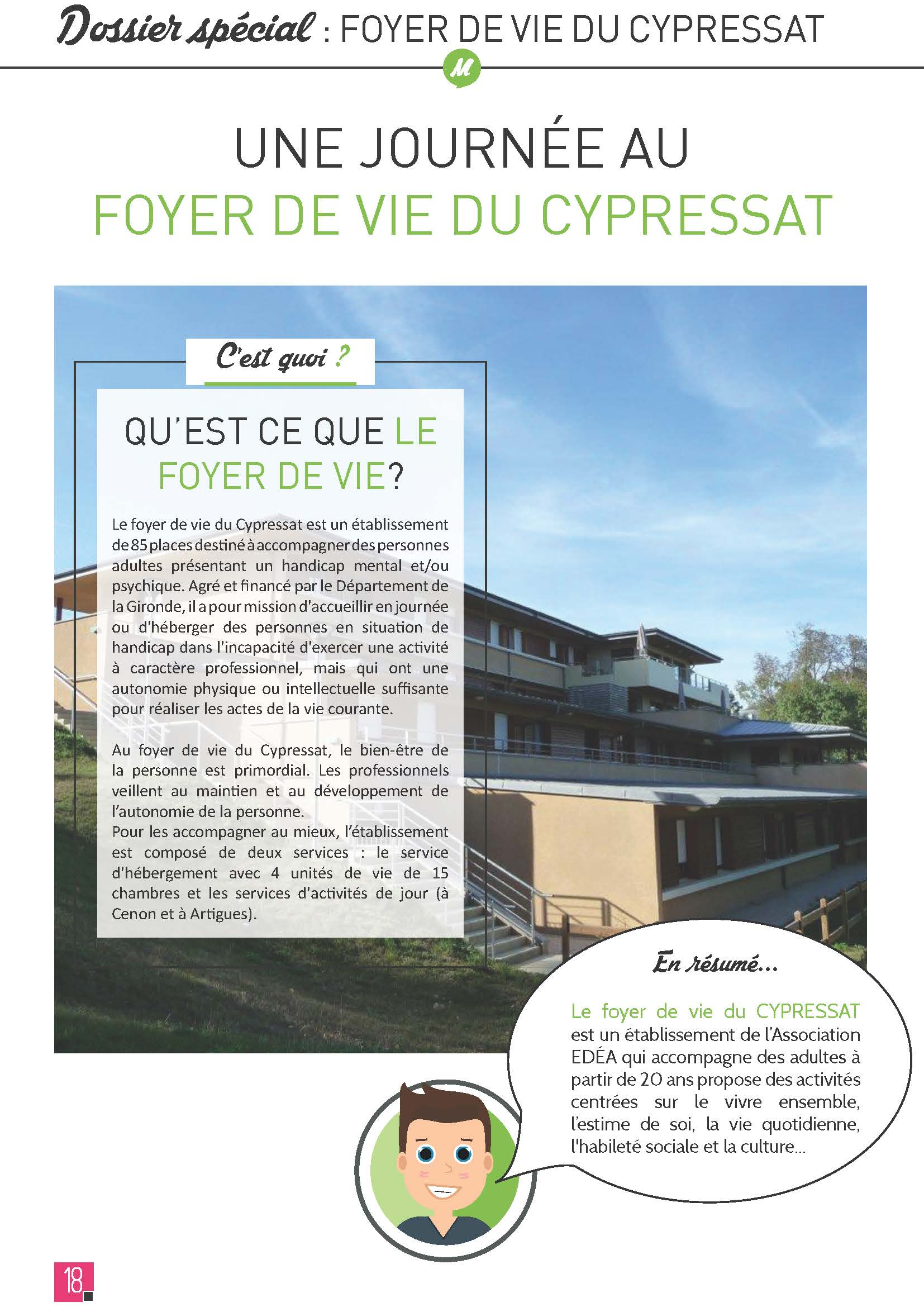 Brochure de présentation cypressat